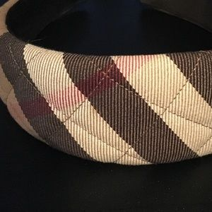 Authentic Burberry Headband